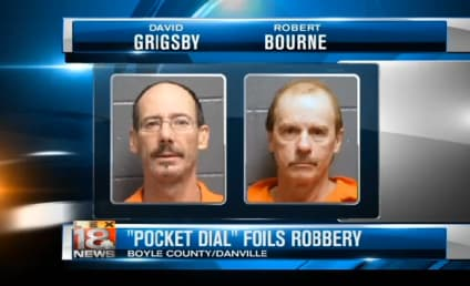 Kentucky Criminals Butt Dial 911, Quickly Get Arrested