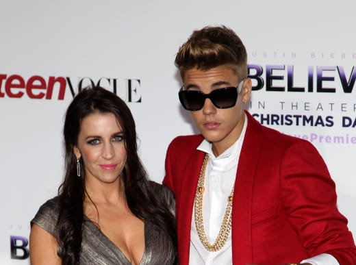 Justin and Pattie Mallette