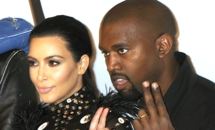 Kim Kardashian & Kanye West: Renewing Vows ... to Rake in Bucks and Rescue Show?!