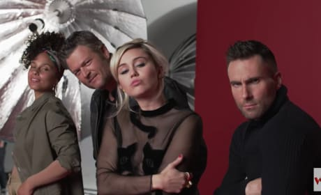 Miley Cyrus and Company