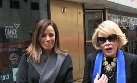 Joan Rivers: Lindsay Lohan Miscarriage Jokes