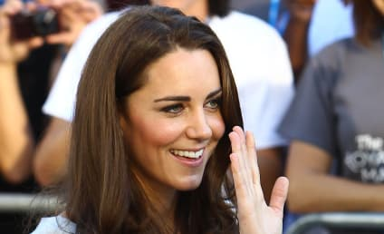 Indignant Kate Middleton Reacts to Parking Ticket