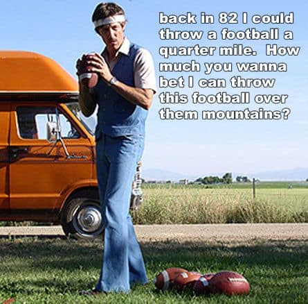 "Uncle RIco: ""Back in '82..."""