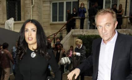 Salma Hayek: Engaged to François-Henri Pinault ... and Pregnant!