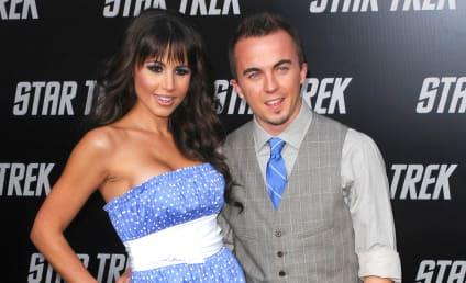 Frankie Muniz and Elycia Turnbow: Engaged!