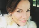 Luann de Lesseps: Spotted Smokin' the Weed Now!