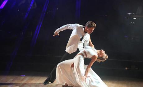 Derek Dancing