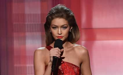 Gigi Hadid Defends Melania Trump Impression, Doesn't Really Apologize