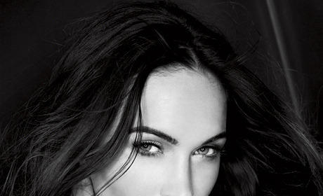 Megan Fox Esquire Photo
