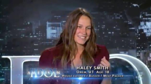 haley smith aims for a fourth job on american idol