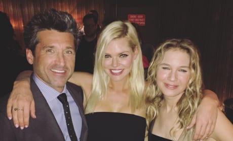 Sophie Monk Patrick Dempsey Renee Zellweger Instagram
