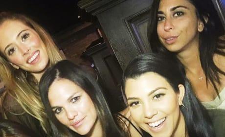 Kourtney's Girls Night Out