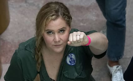 Amy Schumer: Arrested for Protest of Brett Kavanaugh