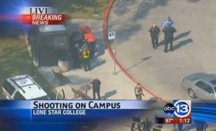 Carlton Berry, Lone Star College Shooting Suspect, Charged With Aggravated Assault