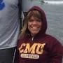 Amy Roloff on the Beach