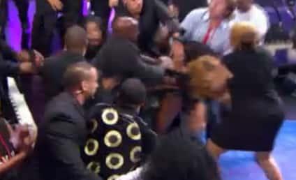 Love & Hip Hop Atlanta Reunion Fight: FULL, INSANE VIDEO!!