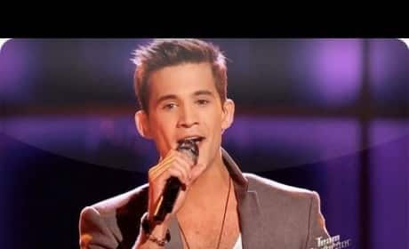 Dez Duron -  U Smile (The Voice)