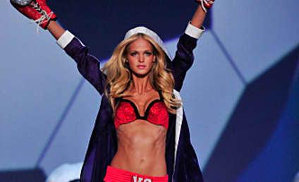 Victoria's Secret Fashion Show-Down: Erin Heatherton vs. Karolina Kurkova