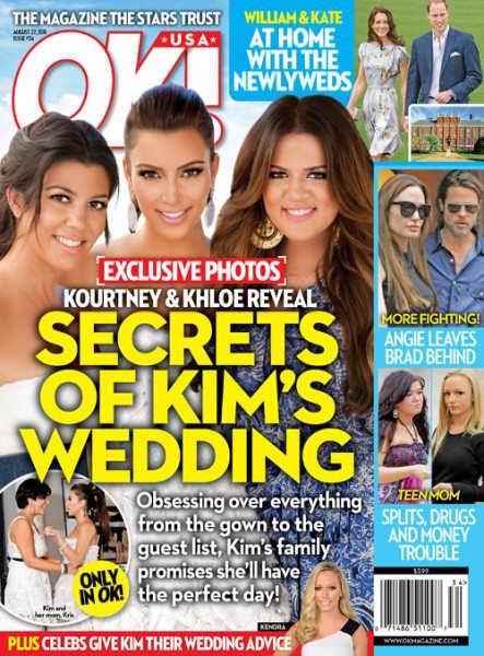 Wedding Secrets!!!
