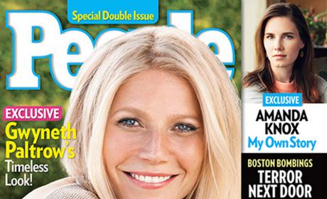 Gwyneth Paltrow People Magazine Cover