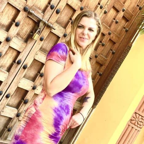 Ariela Weinberg Lives Her Tie Dye Dreams