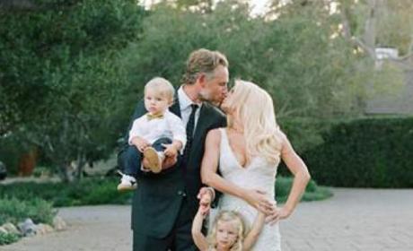 Jessica Simpson's Adorable Family Photo