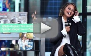Chrissy Teigen Claps Back at Mommy-Shamer