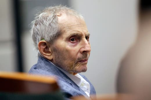 Robert Durst Sentenced to LIFE In Prison For Murder of Susan Berman!