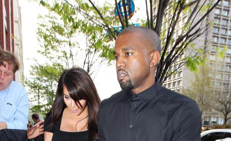 Kanye West is...