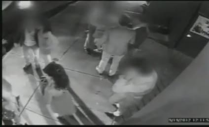 Lindsay Lohan Hit-and-Run: Caught on Tape!