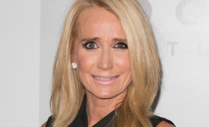 Kim Richards Arrested in Beverly Hills: She Kicked a Cop!