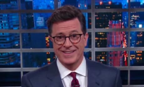 #FireColbert Campaign Breaks Out Over Comedian's Cock Joke