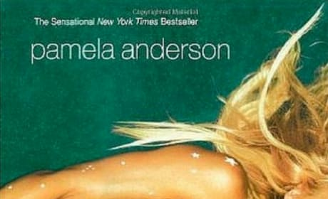 Pamela Anderson Book Cover