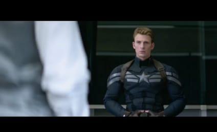 Captain America: The Winter Soldier Trailer: Stars, Stripes and Suspense!