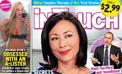 Ann Curry to Pen Tell-All?