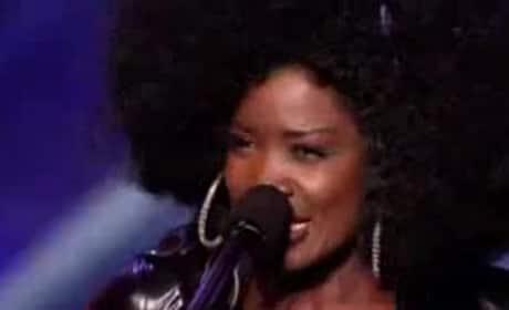 Lillie McCloud X Factor Audition