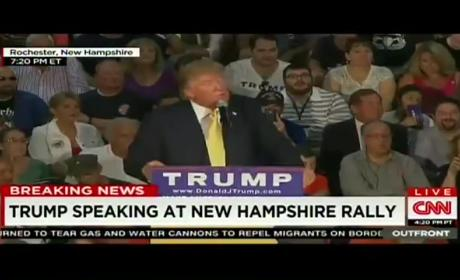 Donald Trump Basically Calls Obama a Foreign Muslim