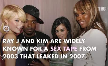 Ray J Slams Kim Kardashian