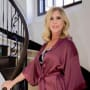 Vicki gunvalson at home