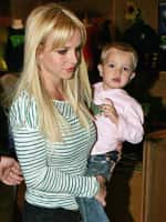 Britney Spears and Jayden James Photo