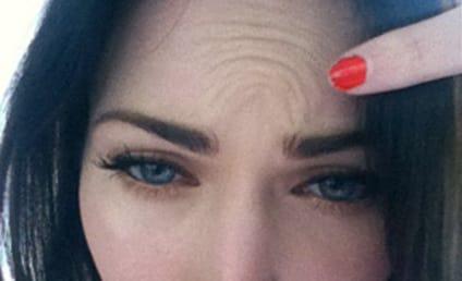 Megan Fox Facebook Photos: Botox Free!