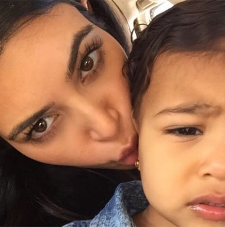 North West Dislikes Selfies