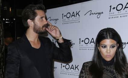 Scott Disick to Kourtney Kardashian: I Want a Paternity Test, Cheater!