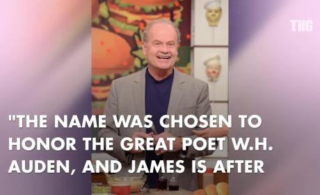 Kelsey Grammer is a Father... Again!
