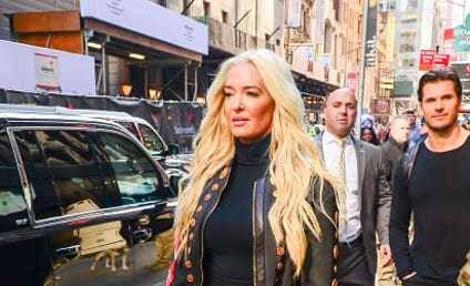 Erika Jayne Posts Naked Picture, Feels Ire Of Internet