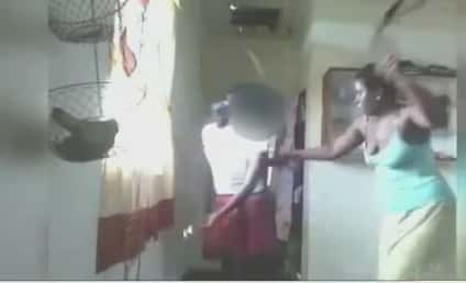 Mom Beats Daughter For Sharing Racy Photos, Posts Video on Facebook