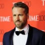 Ryan Reynolds, Not Smiling