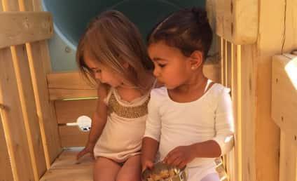 Kim Kardashian Shows Up Scott Disick, Sends Niece Birthday Wishes