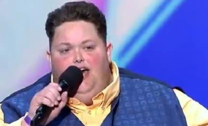 Freddie Combs on The X Factor: Wheelchair-Bound Wonder