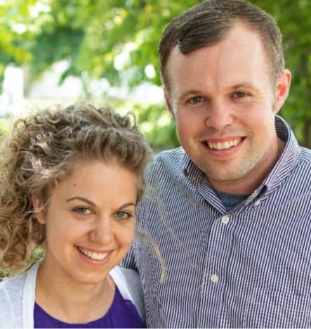 John-David Duggar and Abbie Grace Burnett